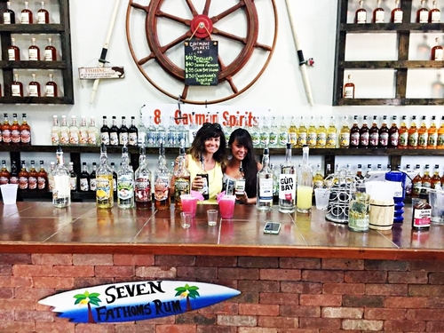 Cayman Islands rum tasting Shore Excursion Prices