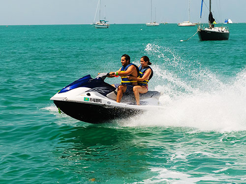 Key West  Florida / USA banana boat Excursion Prices