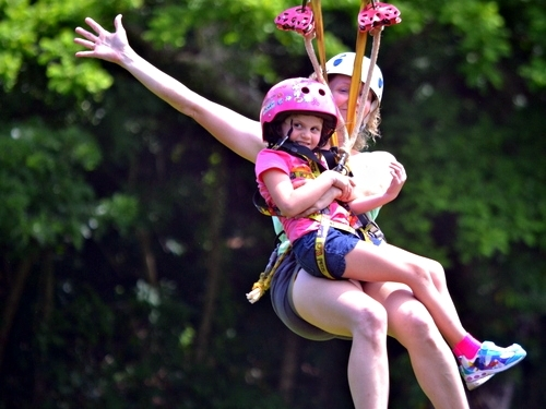 Roatan  Honduras zip line Excursion Booking