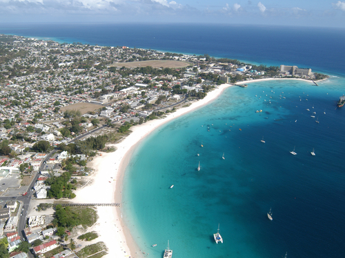 Barbados  West Indies (Bridgetown) Carlisle Bay  Booking