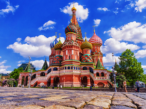 Private Moscow Sightseeing Cruise Excursion from St. Petersburg
