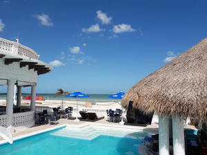 Progreso Adults Only All Inclusive Day Pass at Ha-Guay Beach Club Excursion