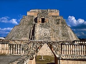 Progreso Cruise Excursion to Uxmal Mayan Ruins