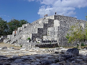 Progreso Dzibilchaltun Mayan Ruins, Cenote Swim and Beach Break Excursion