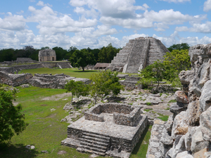 Progreso Mayapan Mayan Ruins and Cenote Swim Excursion