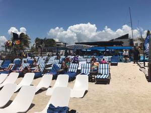 Progreso VIP All Inclusive Silcer Beach Club Excursion