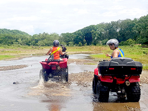 Puerto Caldera Off Road Jungle ATV Excursion