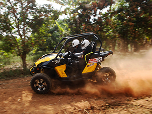 Puerto Plata Taino Bay ATV Off Road Adventure and Beach Break Excursion