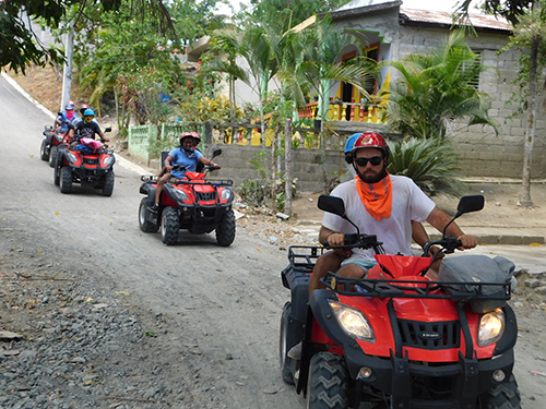 Puerto Plata Taino Bay  Dominican Republic ATV Adventure Cruise Excursion Prices