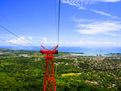 Puerto Plata Taino Bay  Dominican Republic Scenic Views Sightseeing Tour Cost