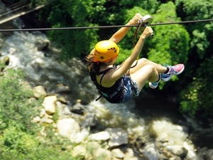 Puerto Vallarta Eco Adventure Canopy Excursion