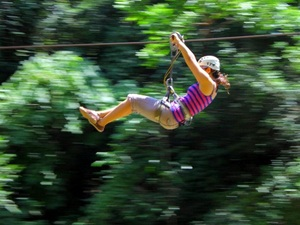Puerto Vallarta Eco Zipline, River Tubing and Rappelling Excursion