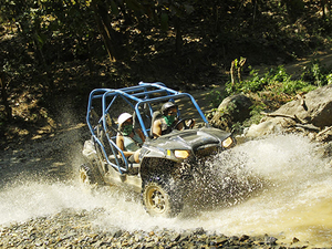 Puerto Vallarta RZR Buggy Adventure Excursion
