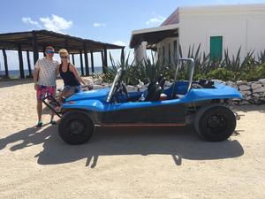 Punta Sur Park Dune Buggy, Coral Reef Snorkel, Beach and Cozumel Island Highlights Excursion