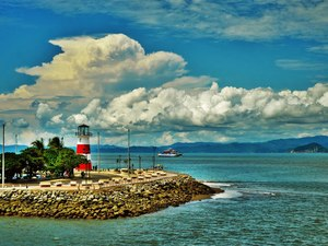Puntarenas City Sightseeing, Country Drive and Shopping Excursion