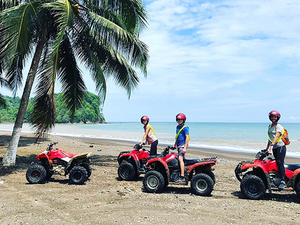 Puntarenas Off Road Jungle ATV Excursion