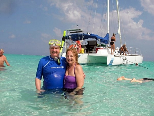 Grand Cayman Private catamaran Shore Excursion Reservations
