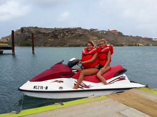 Curacao guided jet ski Tour Cost