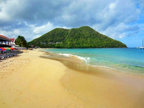St. Lucia Reduit Beach Shore Excursion Reservations