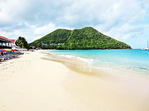 St Lucia Rodney Bay Tour Reviews Reduit Beach