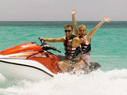Aruba Jet Ski At Palm Beach Excursion S1597 Other Water Activities Available S