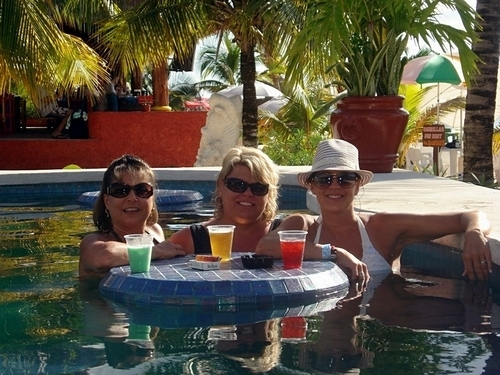Cozumel Mexico Mr. Sanchos fish pedicure Shore Excursion Reservations