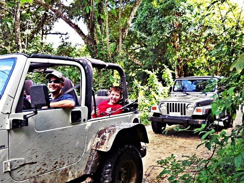 Belize City Jeep Shore Excursion Tickets