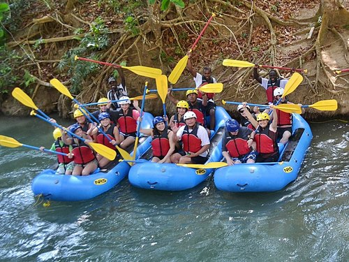 Montego Bay river rafting Cruise Excursion
