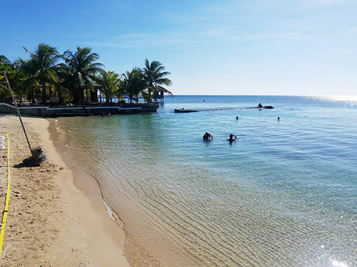 Roatan Honduras Beach Day Pass Tour Cost