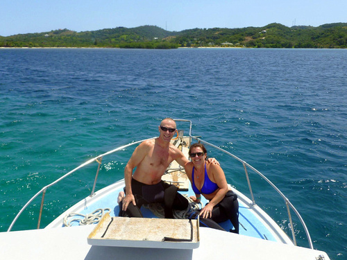 Roatan Honduras learn to dive Shore Excursion Booking