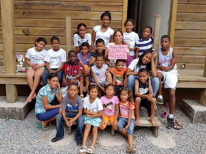 Roatan Give Back to Community Excursion