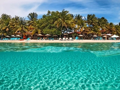 Roatan Honduras all inclusive day pass Reservations Excursion