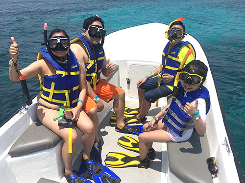 Roatan Coral Reef Adventure Trip Reservations