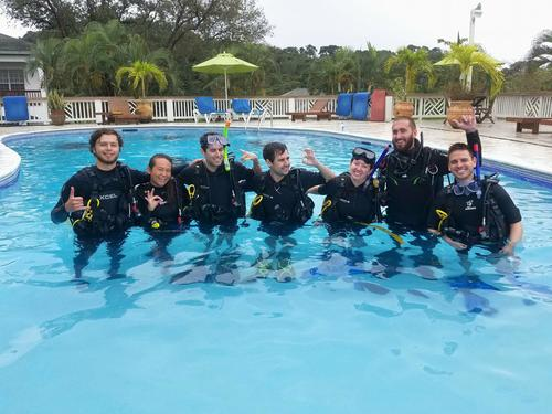 Roatan Honduras learn to dive Shore Excursion Reservations