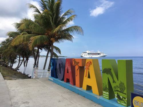 Roatan Honduras Hop on Hop off Cruise Excursion Cost