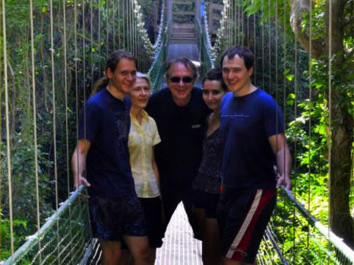 Roatan suspension bridges Cruise Excursion Prices