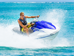 Roatan Jet Ski and Paradise Beach Excursion