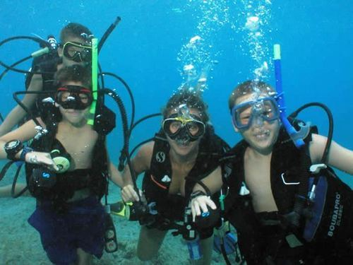 Roatan Honduras discover scuba diving Trip Reviews