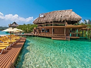 Roatan Little French Key Full Island Day Pass Excursion
