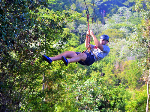Roatan canopy snorkel Shore Excursion Reservations