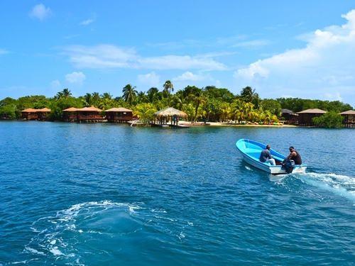 Roatan  Honduras private island tour Cost