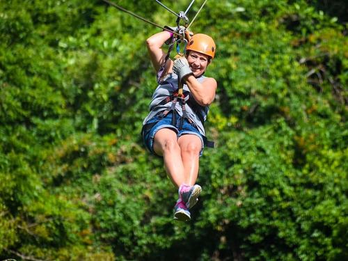 Roatan Honduras ziplining Excursion Prices