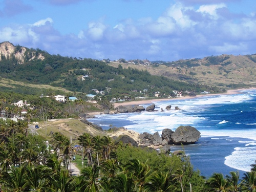 Barbados  West Indies (Bridgetown) Earthworks Pottery and Batik Studio Cruise Excursion