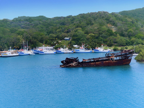 Roatan  Honduras private island tour Tickets