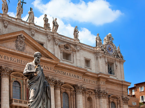 Rome (Civitavecchia) Italy Vatican city Trip Booking