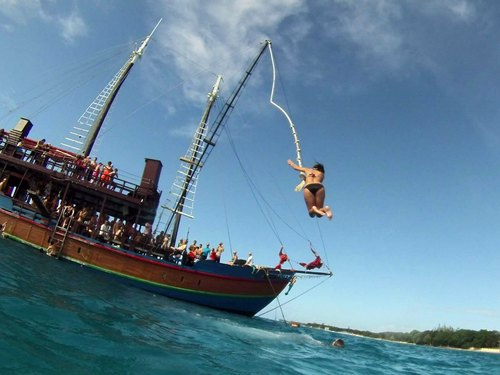 Barbados Jolly Roger Pirate Boat Tour Booking