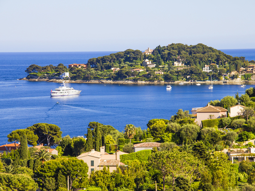 Nice (Villefranche) France art Cruise Excursion Tickets