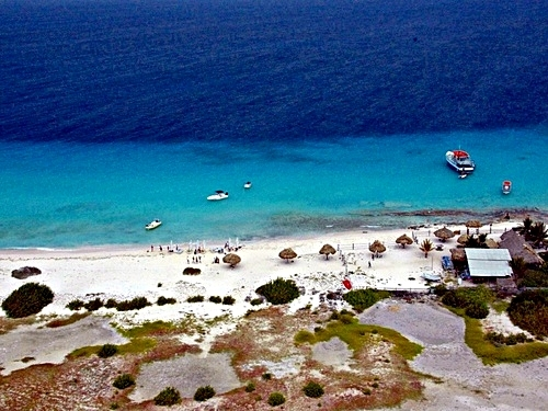 Curacao private Klein Curacao Island cruise Excursion Reservations