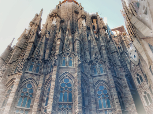 Barcelona Spain Basilica Sightseeing Excursion Prices