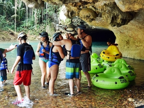 Belize City cave tube Cruise Excursion Tickets